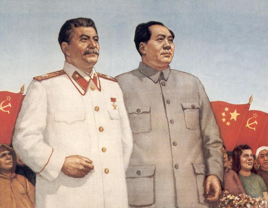 Mao et Staline d320d620050624142348665