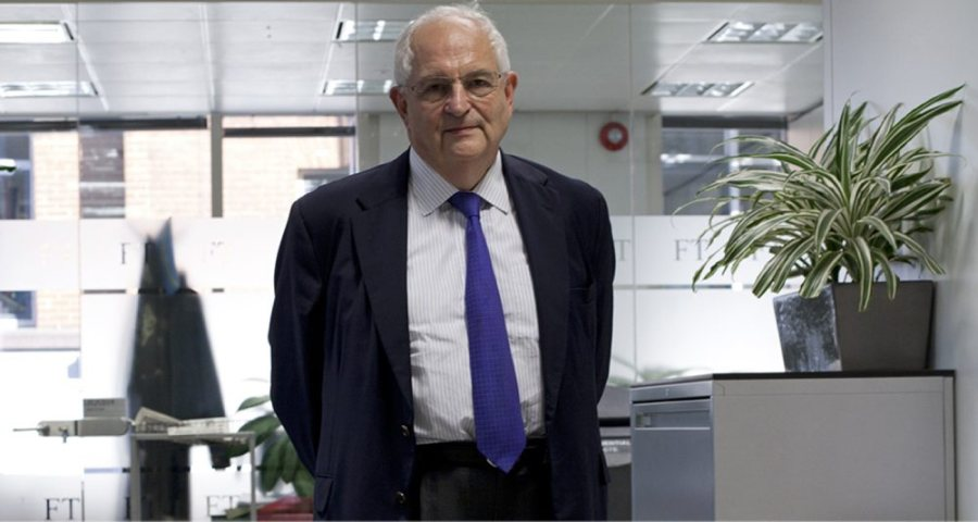 Martin Wolf, le grand éditorialiste du Financial Times ECWE00049012_1
