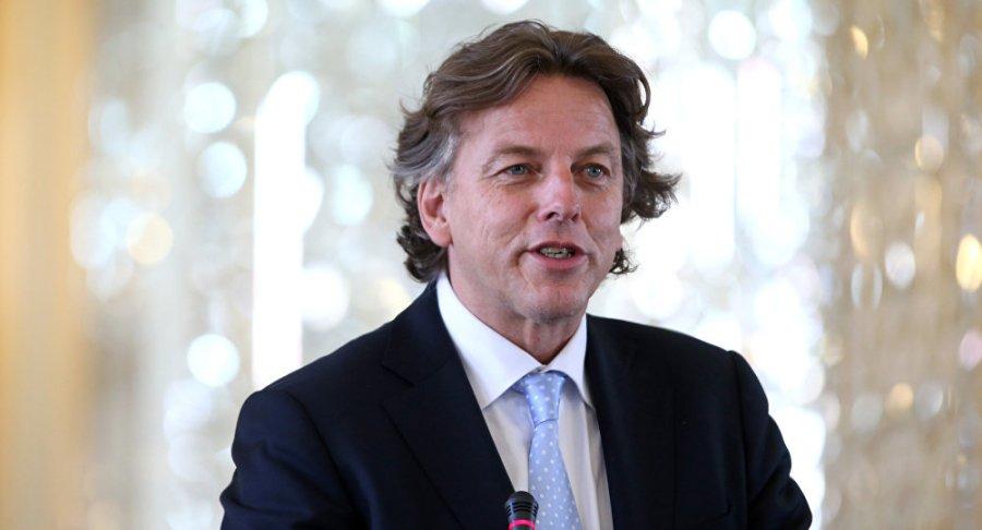 pays bas Bert Koenders, ancien Ministre néerlandais des Affaires étrangères