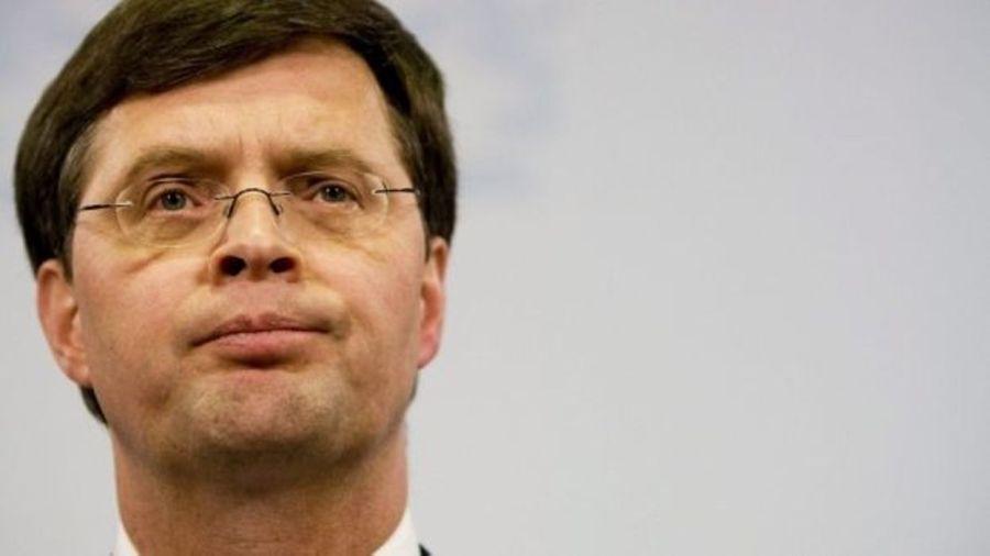 pays bas le Premier Ministre néerlandais Jan Peter Balkenende a été obligé de démissionner en 2010 belga-picture-18868894