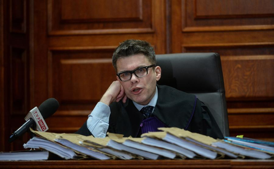 POLOGNE le juge Tuleya11160266-sedzia-igor-tuleya-900-556