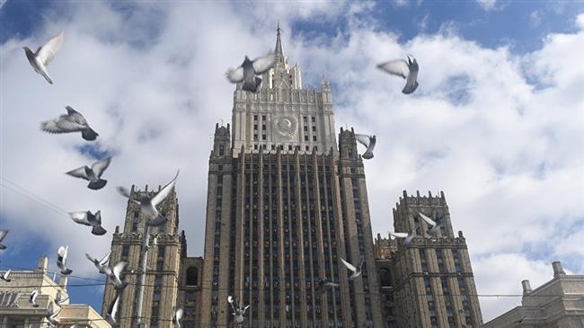 RUSSIE au Ministère russe des Affaires étrangères,08ea0f17-0b97-430d-97da-c5c300317ca4