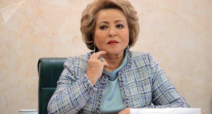 RUSSIE Valentina Matvienko 1033510738