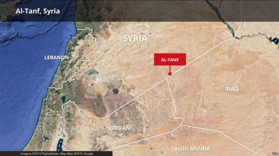 syrie base militaire d'al-Tanf manar-06546390015199949777