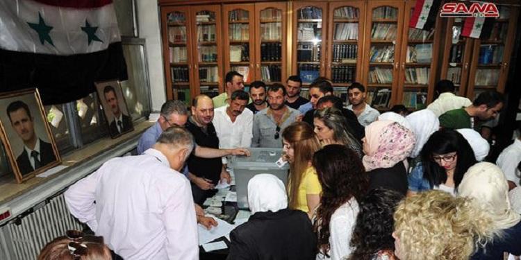 syrie elections municipales les première depuis 2011 manar-07689920015370968451
