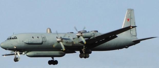 un Il-20 des forces aériennes russes 4001688951