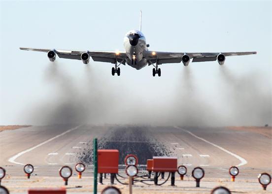 usa avion renifleur en chine intercepté wc-135-20170220