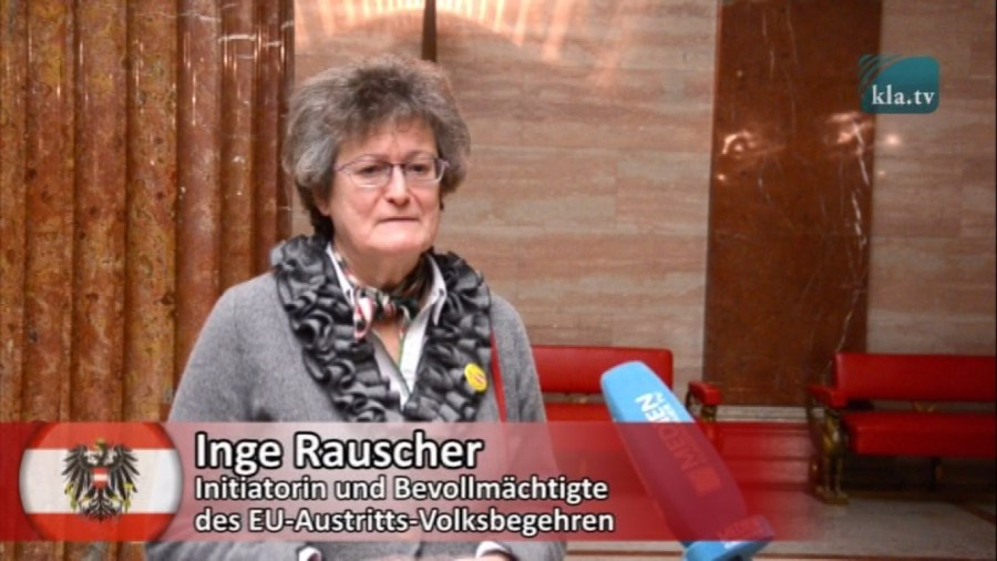 autriche Inge Rauscher, présidente de l_«Initiative Heimat&Umwelt» maxresdefault
