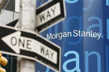 banque la-perte-trimestrielle-de-morgan-stanley-inferieure-aux-attentes