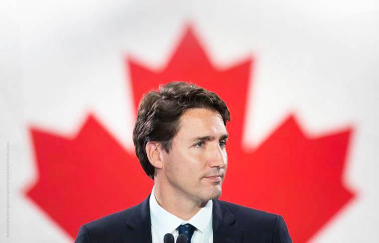 CANADA justin-trudeau La consommation et la culture du cannabis deviendront légales au Canada le 17 octobre, a annoncé mercredi le Premier ministre Justin Trudeau