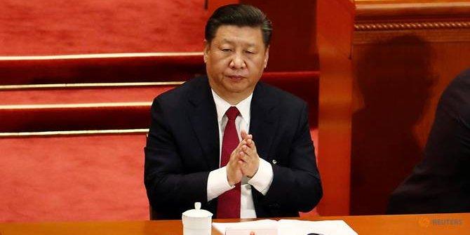 CHINE parlemen-china-hapus-aturan-konstitusi-xi-jinping-bisa-jadi-presiden-seumur-hidup