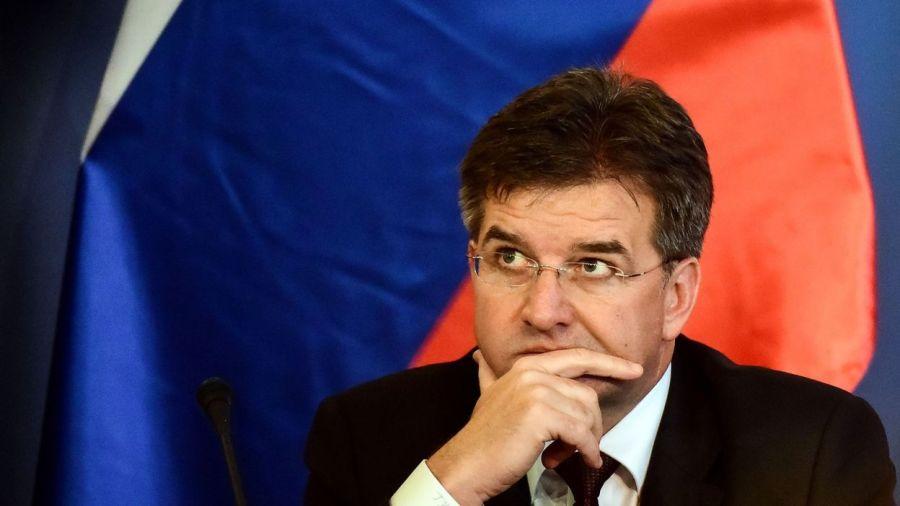 EUROPE le Ministre slovaque des Affaires étrangères et européennes Miroslav Lajčák fcac695db02687ffb7955b66a43fe6e6-1496243103