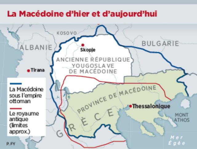 macedoine dans l'histoire etopelement
