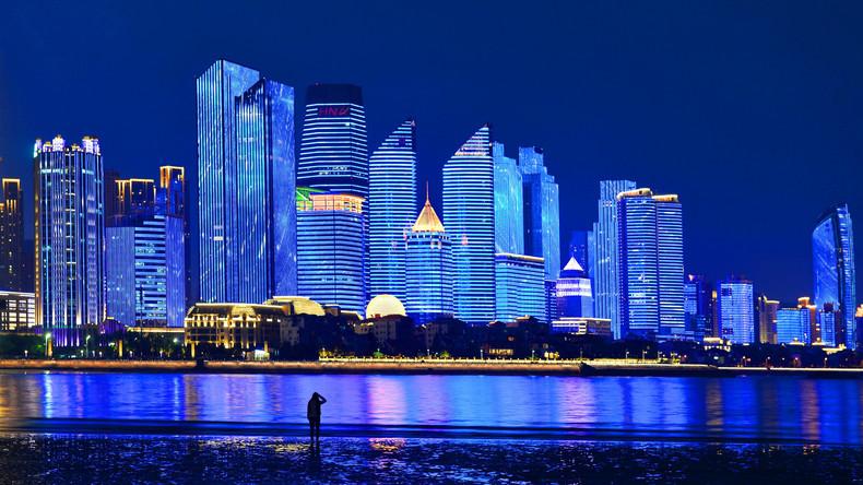 OCS La ville de Qingdao en Chine, où se tiendra le sommet de l'OCS des 9 et 10 juin 2018 5b1a5762488c7b263e8b4567