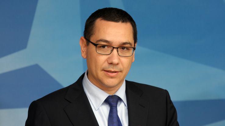 ROMANIE Victor Ponta