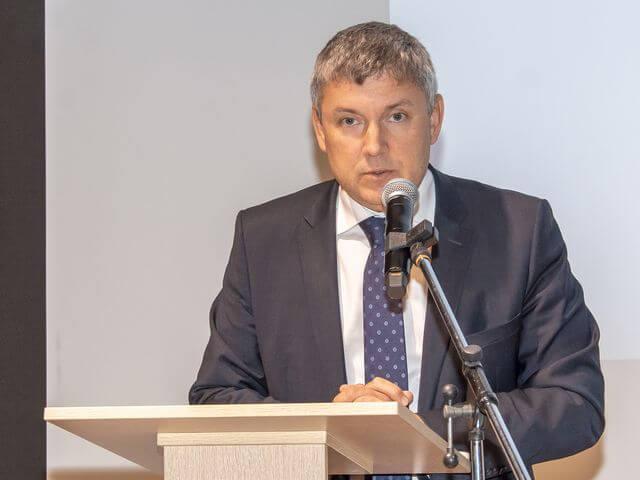Russie Ambassadeur de Russie en France 21-10-2018 Artem-Studennikov3