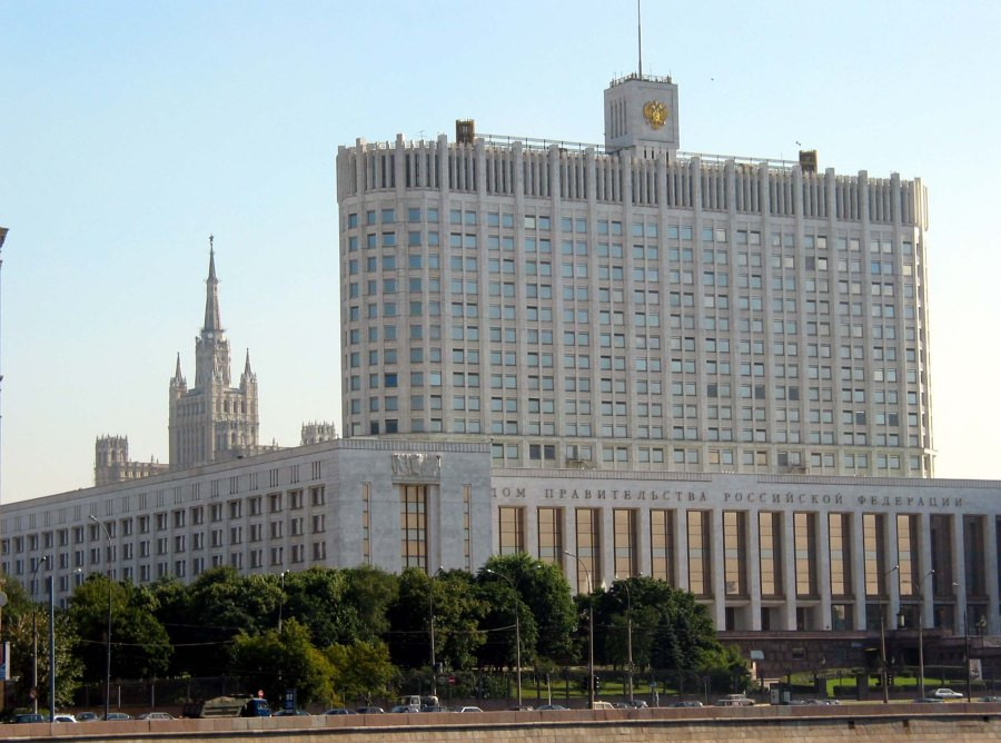 RUSSIE Maison Blanche du Gouvernement Russe à Moscou Architecture-Russian-Federation-2-White-House-Moscow-06