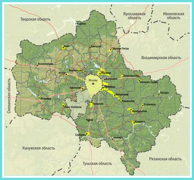 russie moscou sa région 400px-Moscow_region