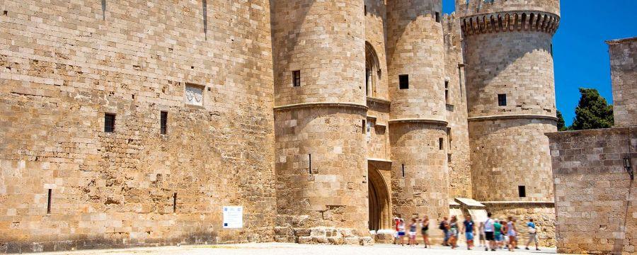 site en danger La ville médiévale de Rhodes , Grèce 462219La ville médiévale de Rhodes , Grèce