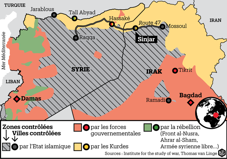 SYRIE IRAK RAKA MOSSOUL 825764-la-situation-en-syrie-parution-le-13-novembre-2015