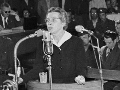 tchéquie Milada Horáková avant son exécution 139559-article-ahou81