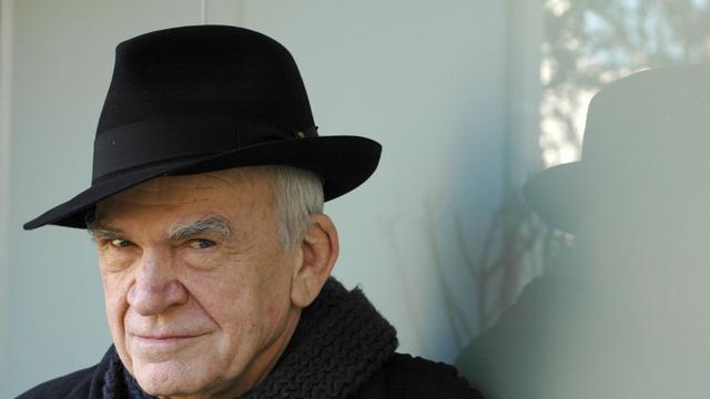 tchéquie Milan Kundera,