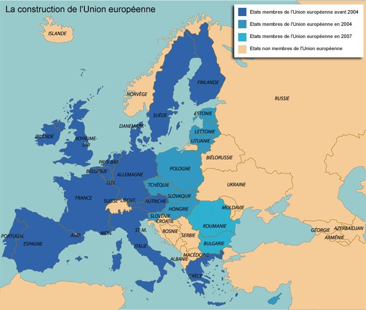 ue carte-union-euro