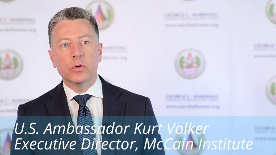 UKRAINE Le représentant américain en Ukraine, Kurt Volker maxresdefault