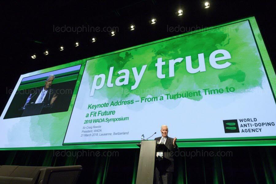 USA le-president-de-l-agence-mondiale-anti-dopage-(ama)-craig-reedie-lors-d-un-congres-a-lausanne-en-mars-dernier-photo-afp-fabrice-coffrini-1537363954