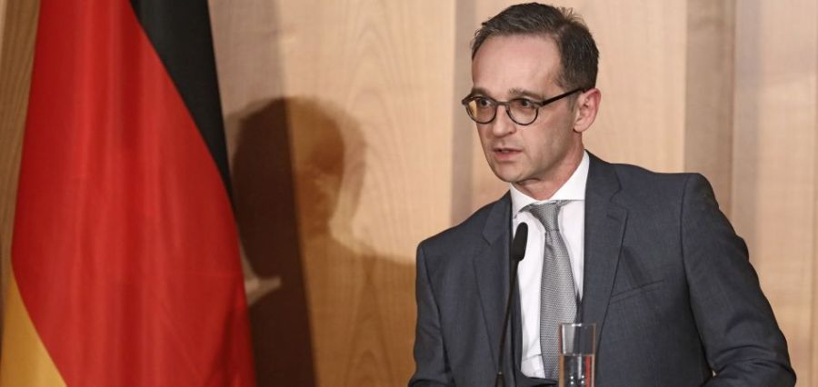 ALLEMAGNE Heiko-Maas-federal-foreign-minister-germany-SPD-politics