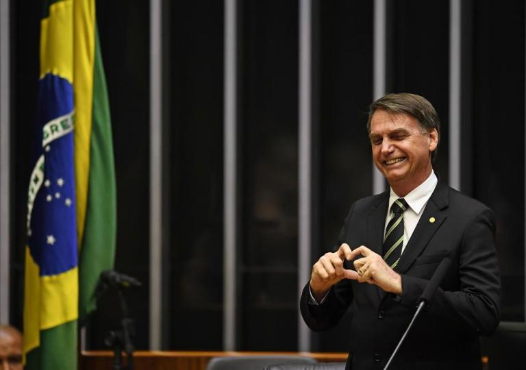 BRESIL Jair Bolsonaro24779295 Jair Bolsonaro