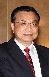 chine le Premier ministre chinois Li Keqiang,200px-Li_Keqiang_(cropped)