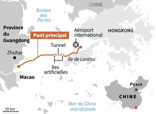 CHINE pont de 55 kilomètres reliant la Chine[8] continentale et populaire à Hong Kong.d689c11_LF7Sl0Y_ig-AgX6M-kYL6OPS