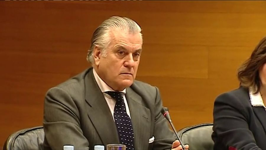 espagne Luís Bárcenas 58
