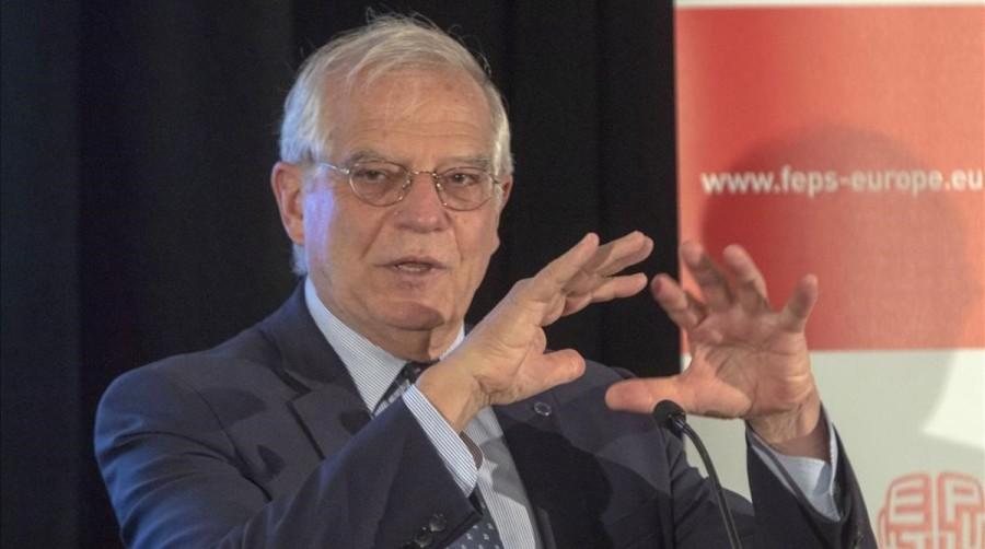 Borrell   Migracion es seguramente mas dificil de resolver que crisis euro