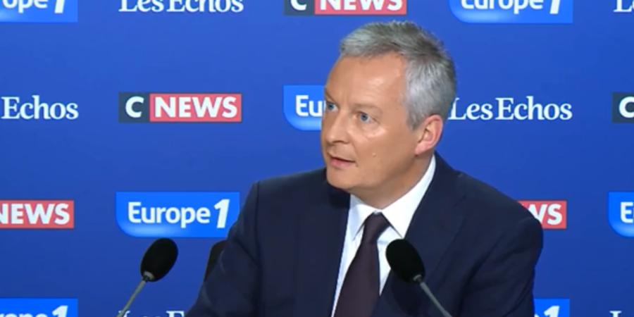 france Bruno-Le-Maire-Les-Etats-Unis-et-la-Chine-risquent-de-se-mettre-d-accord-sur-le-dos-de-l-Europe