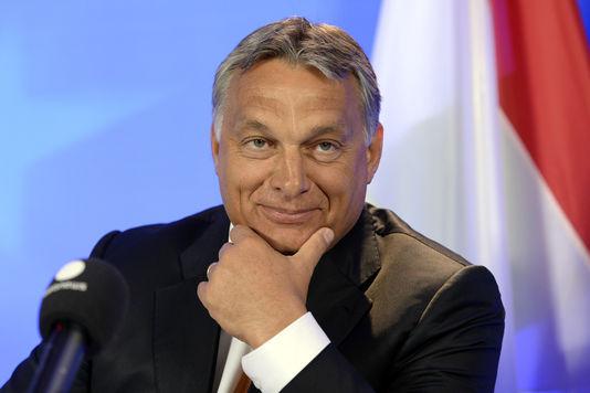 HONGRIE Le Premier ministre hongrois Viktor Orban 167