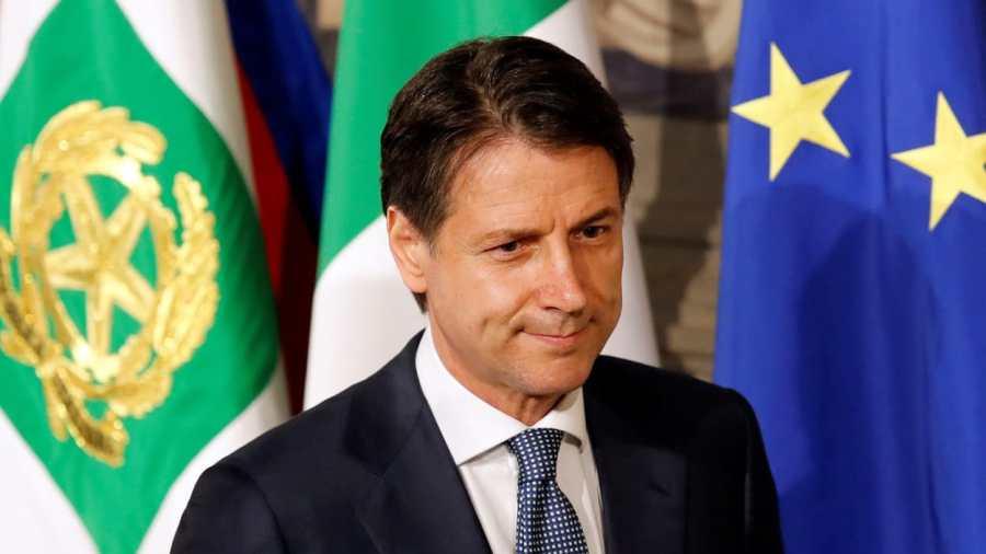 italie Le nouveau premier ministre italien, Giuseppe Conte,giuseppe-conte-italie-gouvernement