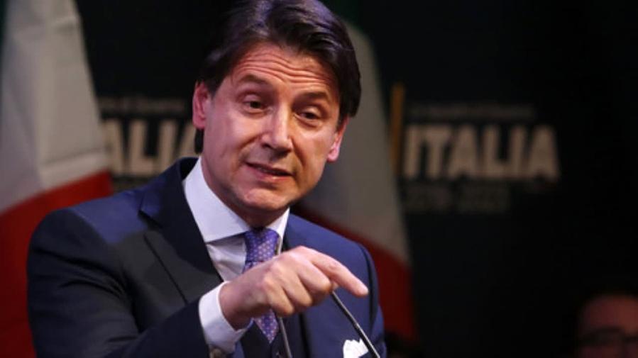 ITALIE Premier ministre italien Giuseppe Conte giuseppe-conte