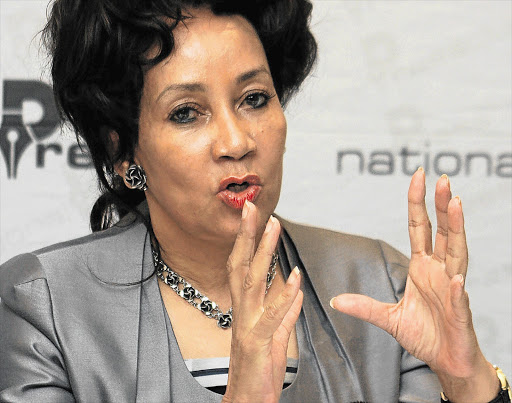 Lindiwe Sisulu unnamed