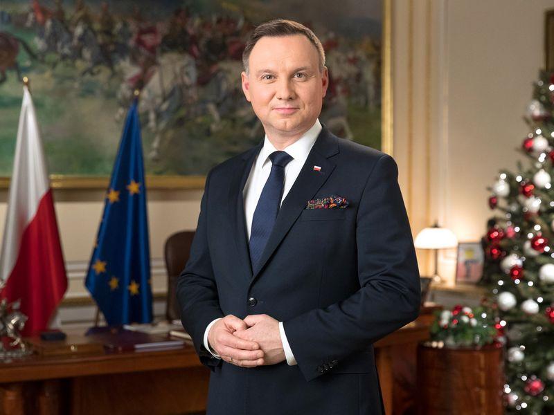 POLOGNE Photo de Grzegorz Jakubowski KPRP.andrzej-duda