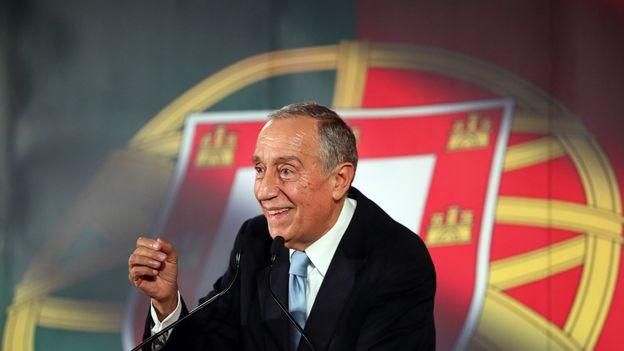 PORTUGAL Le président de la République Portugaise, Marcelo Rebelo de Sousa est arrivé dimanche en Suisse pour une visite officielle de trois jours. Elu en Mars dernier, il bat tous le