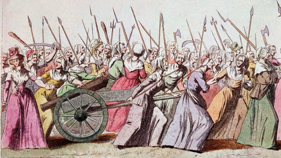 revolution par les femmes 1789 womens-march-versailles-symhc