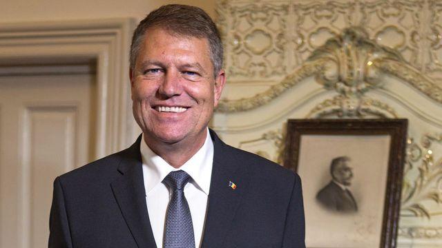 ROUMANIE Le nouveau président roumain Klaus Iohannis klaus-iohannis_5176601