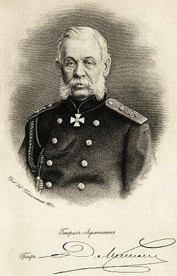 russie Dmitri Milioutine, Ministre de la Guerre de l'Empire russe250px-Milutin_Dmitry_Alexeevich