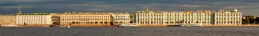 russie Sankt_Petersburg_banner_Palatul_de_iarna