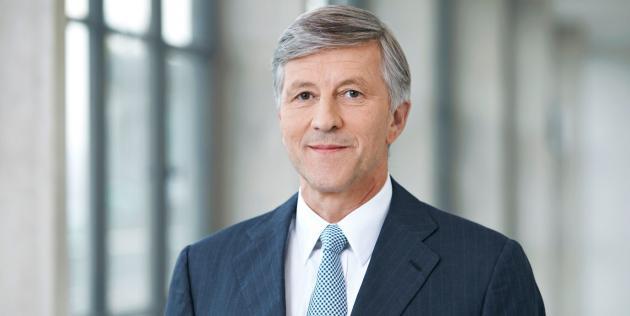 SUISSE Dörig Rolf(1) Rolf Dörig, président de l_Association suisse d_assurances (ASA)