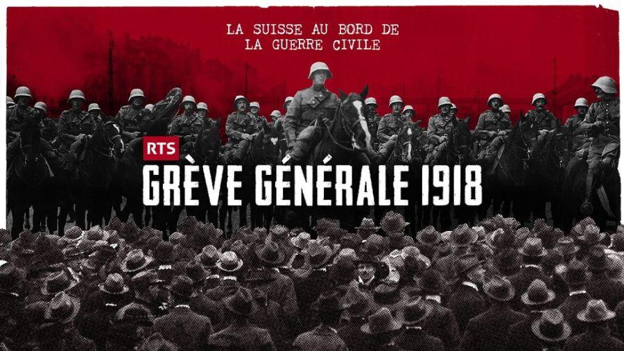 SUISSE la grève nationale de novembre 1918. 9368196.image