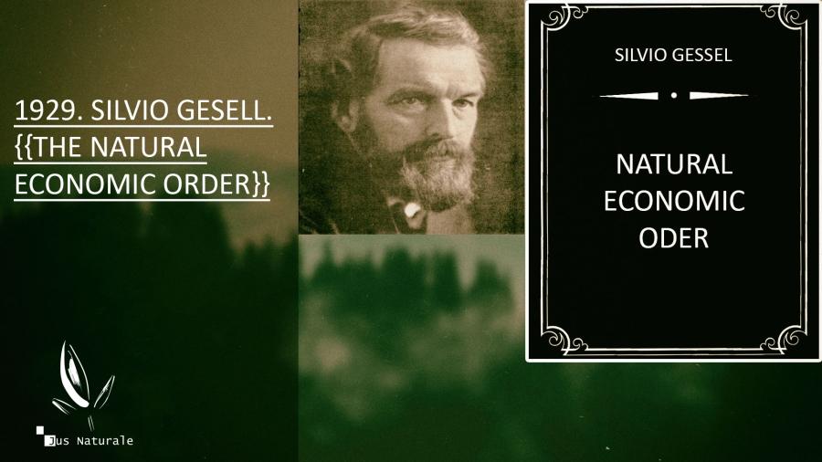 SUISSE Silvio Gesell.natural_money_en_2