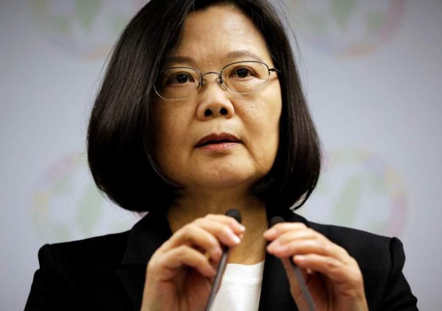 taiwan Tsai-Ing-wen